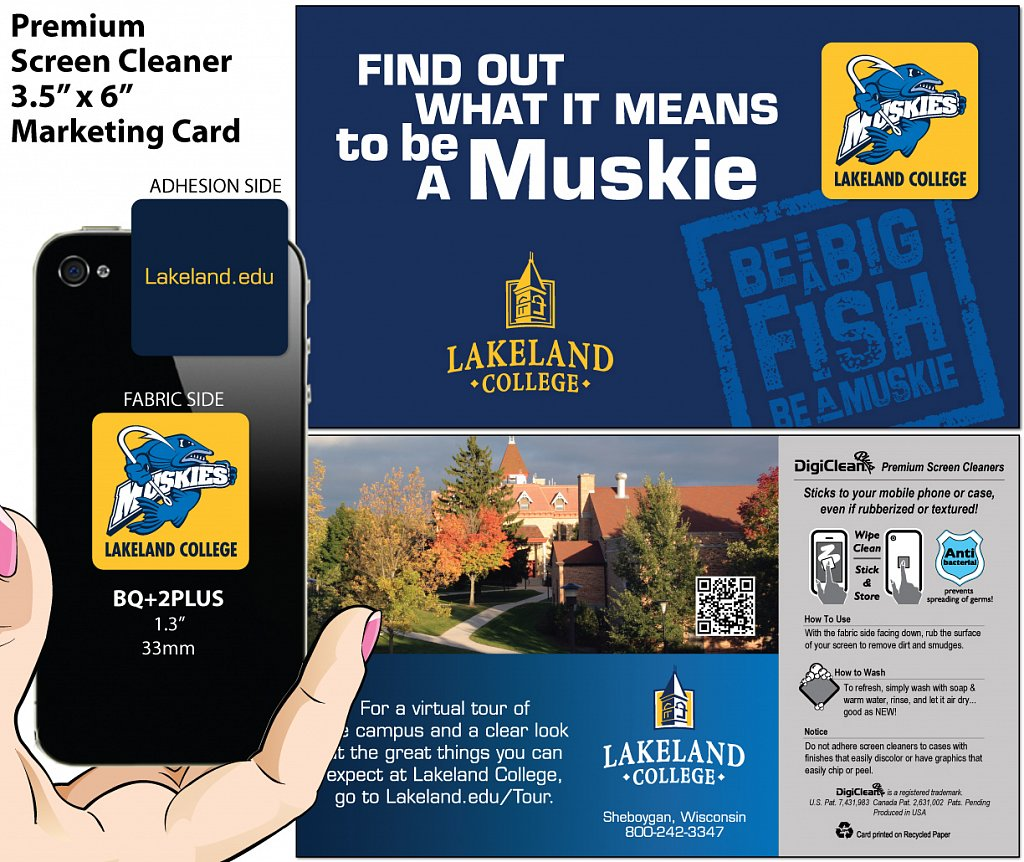 Lakeland College - Muskies