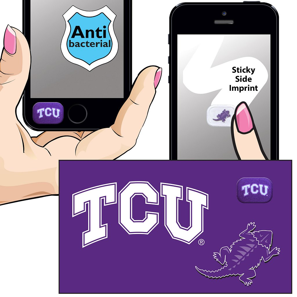 TCU DigiClean Plus I series with Sticky side imprint