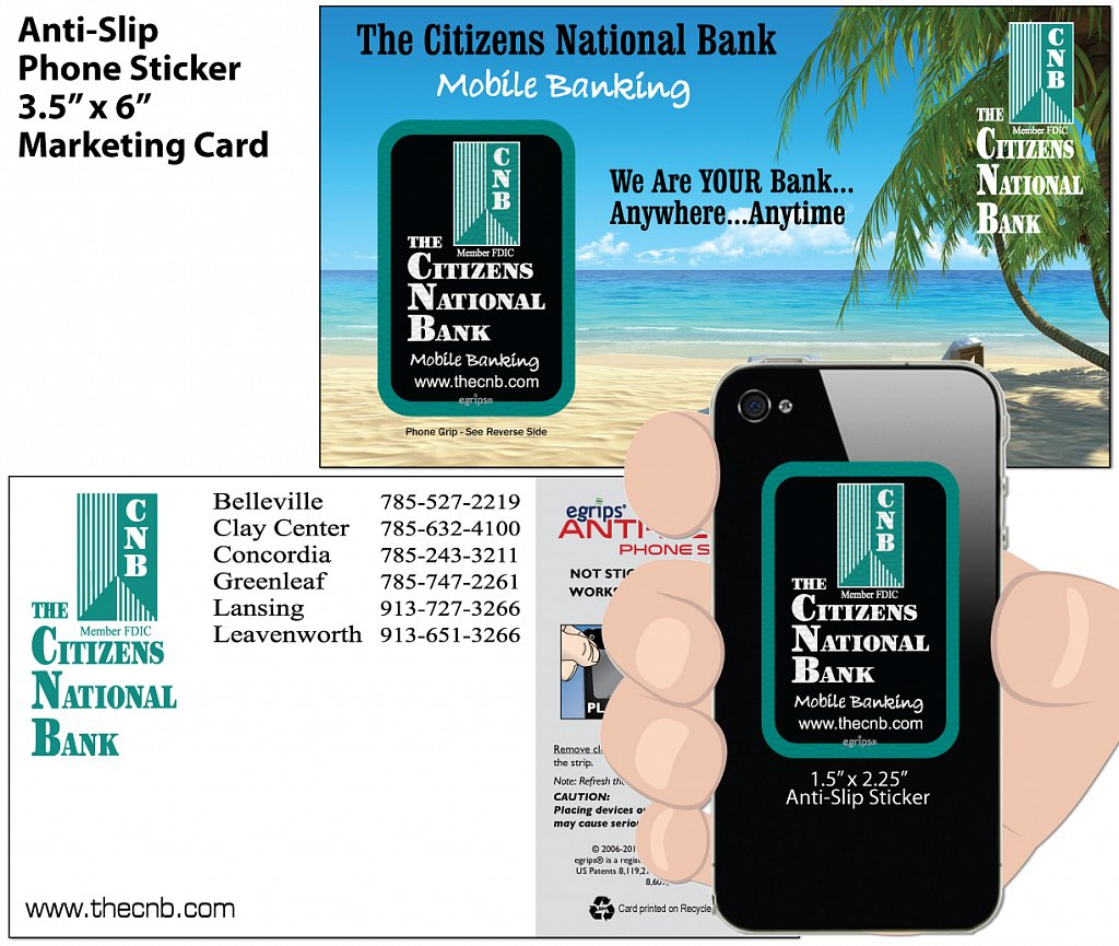 The Citizens National Bank