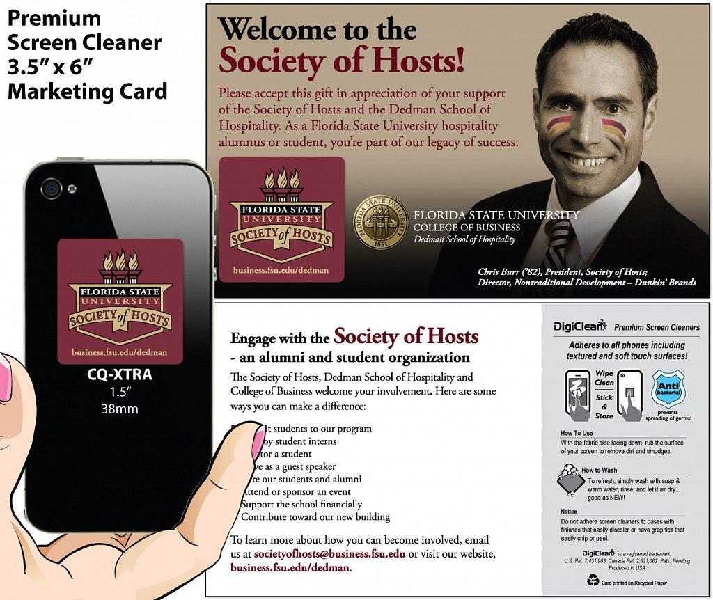 Florida State University Society of Hosts
