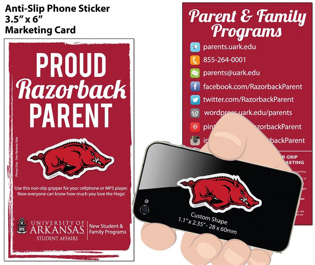 Razorback Proud Parent
