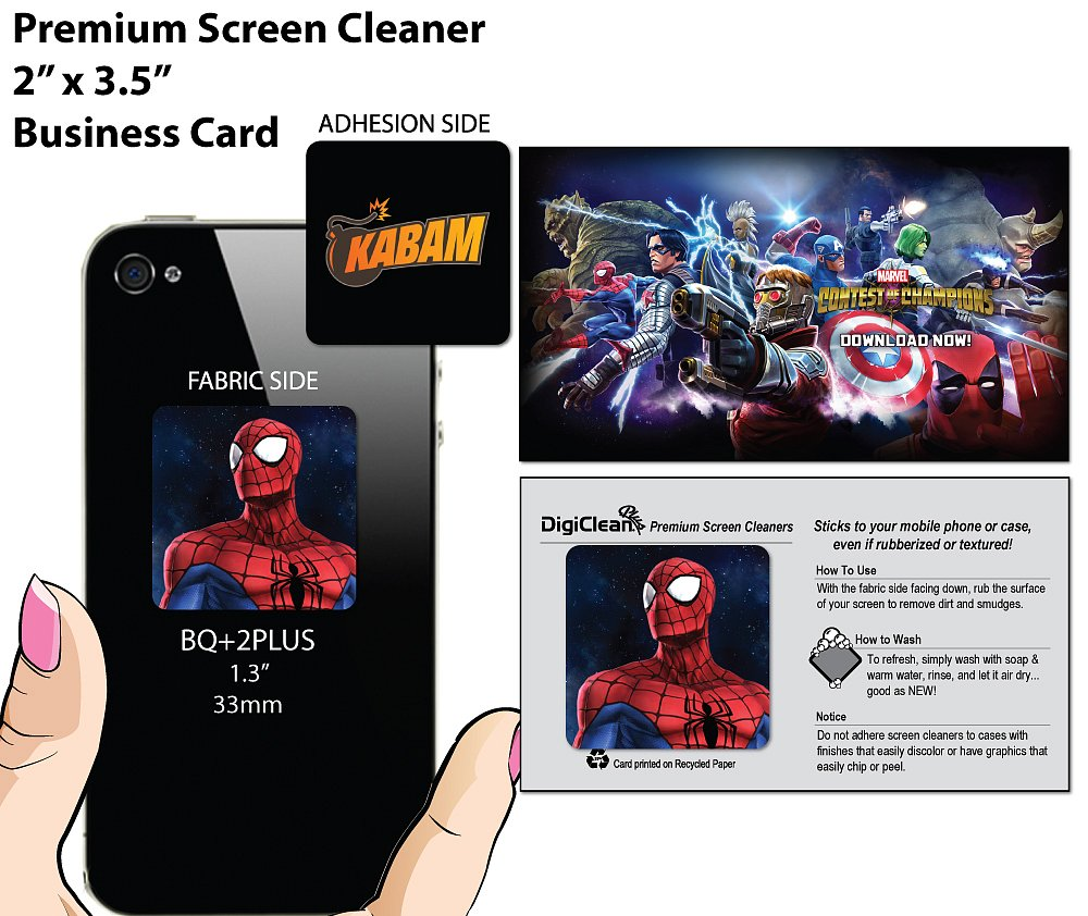 Kabam Spiderman