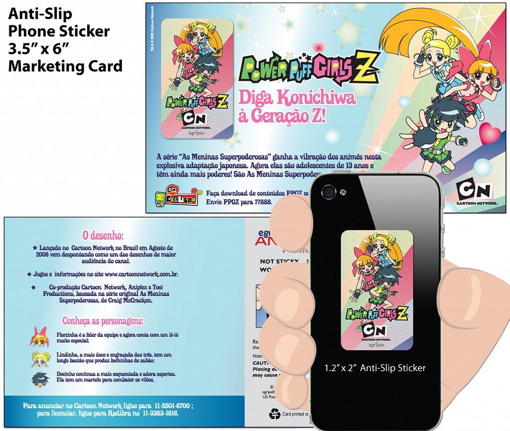 Cartoon Network Power Puff Girls Z