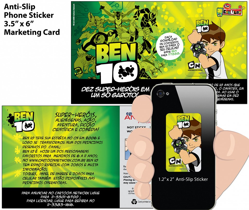 Cartoon Network Ben10
