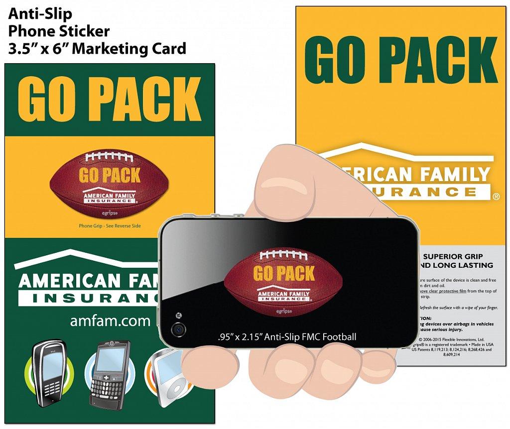 American Family Insurance Go Pack